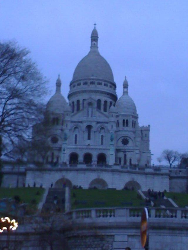 basilique Sacré-Coeur [Sacred Heart Basilica]