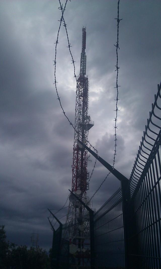 émetteur du Cap Sicié
