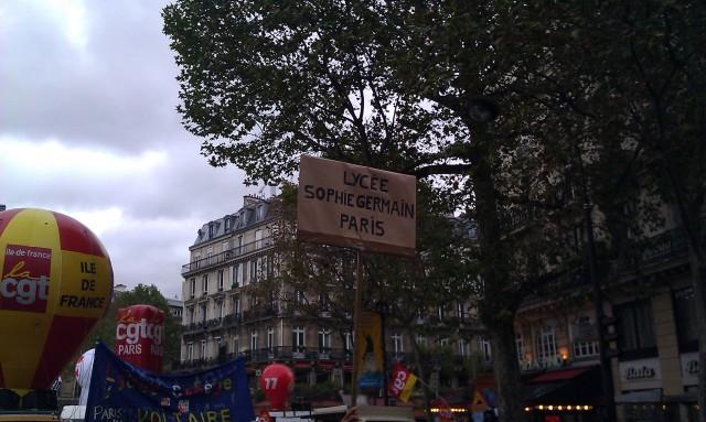 Lycée Sophie Germain Paris