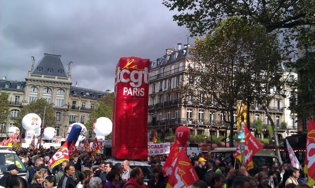 CGT Paris et Seine-et-Marne