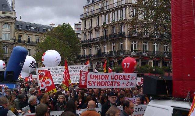 Union locale du 8ème arrondissement de Paris (CGT)