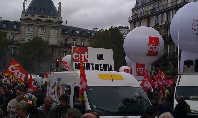 CGT Montreuil