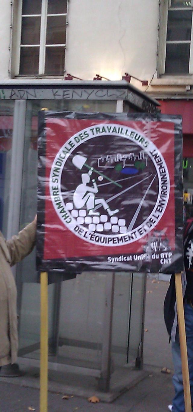 Chambre syndicale des travailleurs de l'équipement et de l'environnement (Syndicat unifié du BTP CNT)