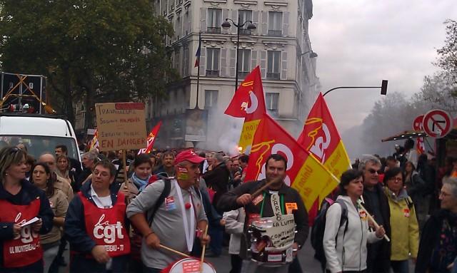 Travailleurs sociaux malmenés = service public en danger (CGT Montereau Seine-et-Marne)