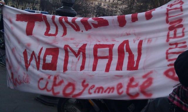 Femmes tunisiennes, citoyenneté [Tunisian women, citizenship]