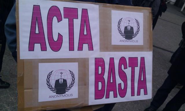ACTA basta