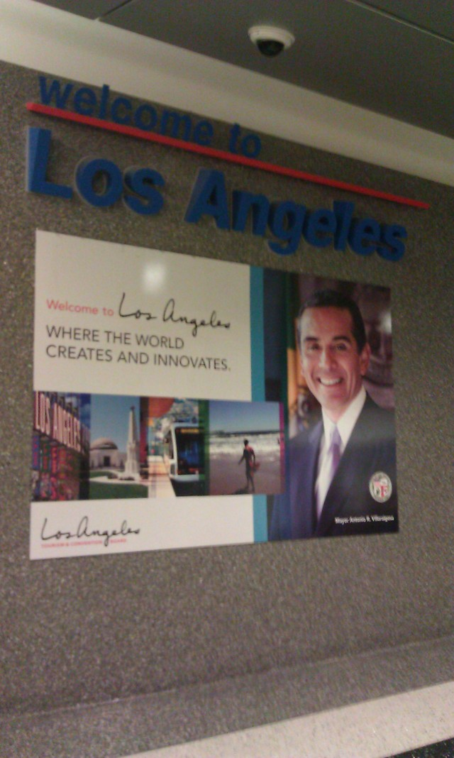Bienvenue à Los Angeles [Welcome to Los Angeles]