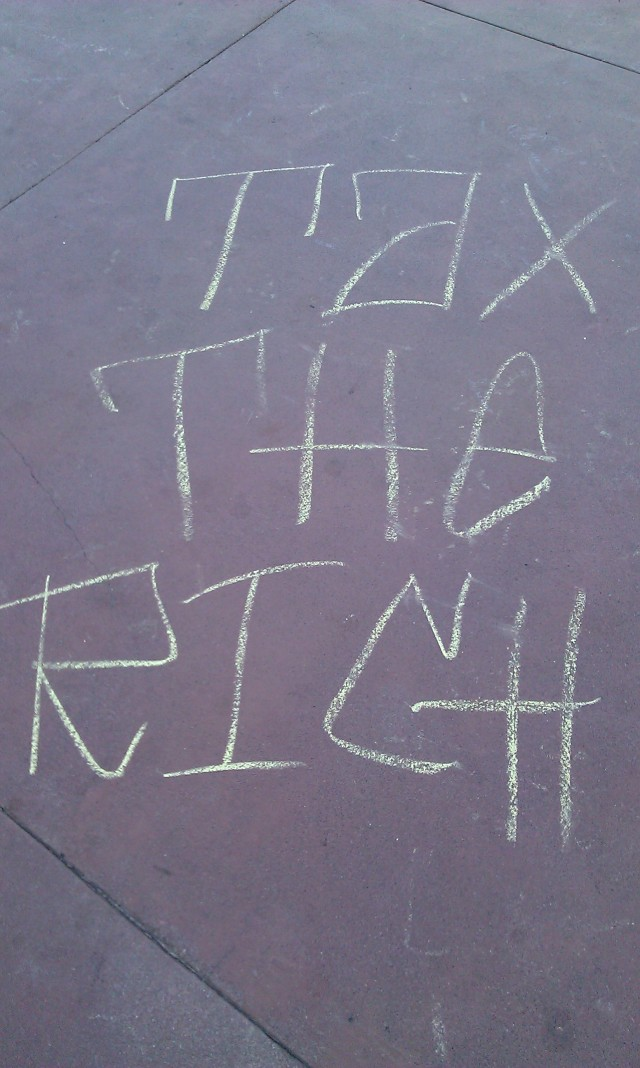 Taxez les riches [Tax the rich]
