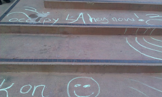 Occupez LA maintenant [Occupy LA now]
