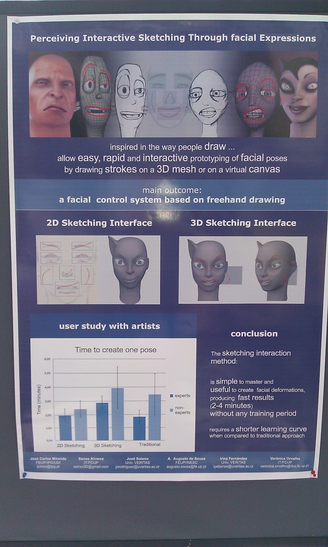 SIGGRAPH 2012 poster :  [SIGGRAPH 2012 poster: Perceiving interactive sketching through facial expressions]