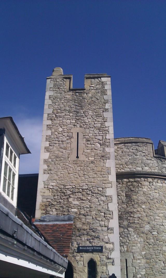 Tour de la large flèche [Broad Arrow Tower]