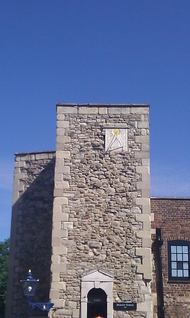 Tour de l'hirondelle [Martin Tower]