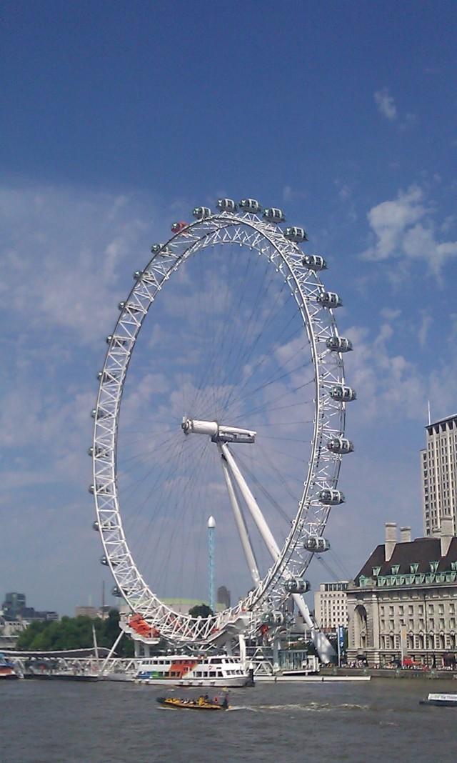 L'Oeil de Londres [London Eye]