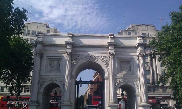 Arc de marbre [Marble Arch]