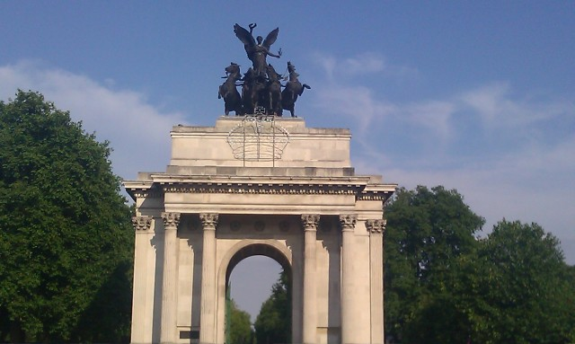 Arc de Wellington [Wellington Arch]