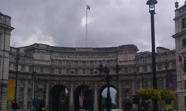 Arche de l'Amirauté [Admiralty Arch]