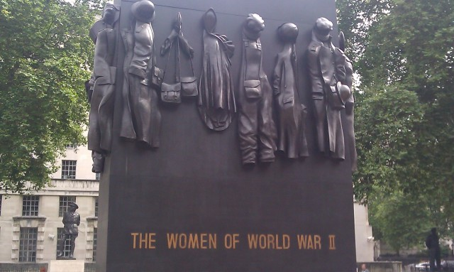 Les femmes de la Seconde Guerre Mondiale [The women of world war II]