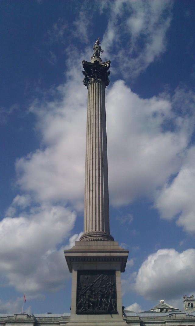 Place de Trafalgar [Trafalgar Square]