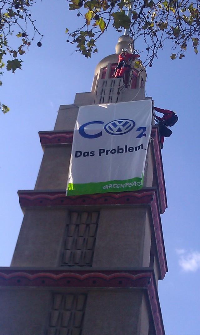 CO2, le problème, Greenpeace [CO2, the problem, Greenpeace]