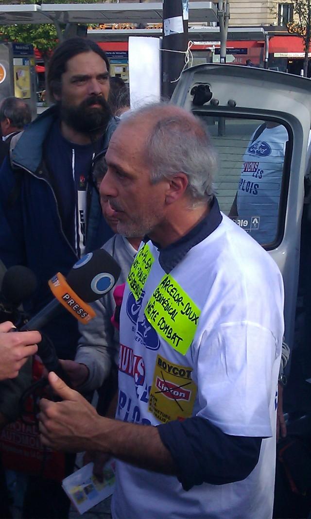 Philippe Poutou répond à Press TV [Philippe Poutou responds to Press TV]