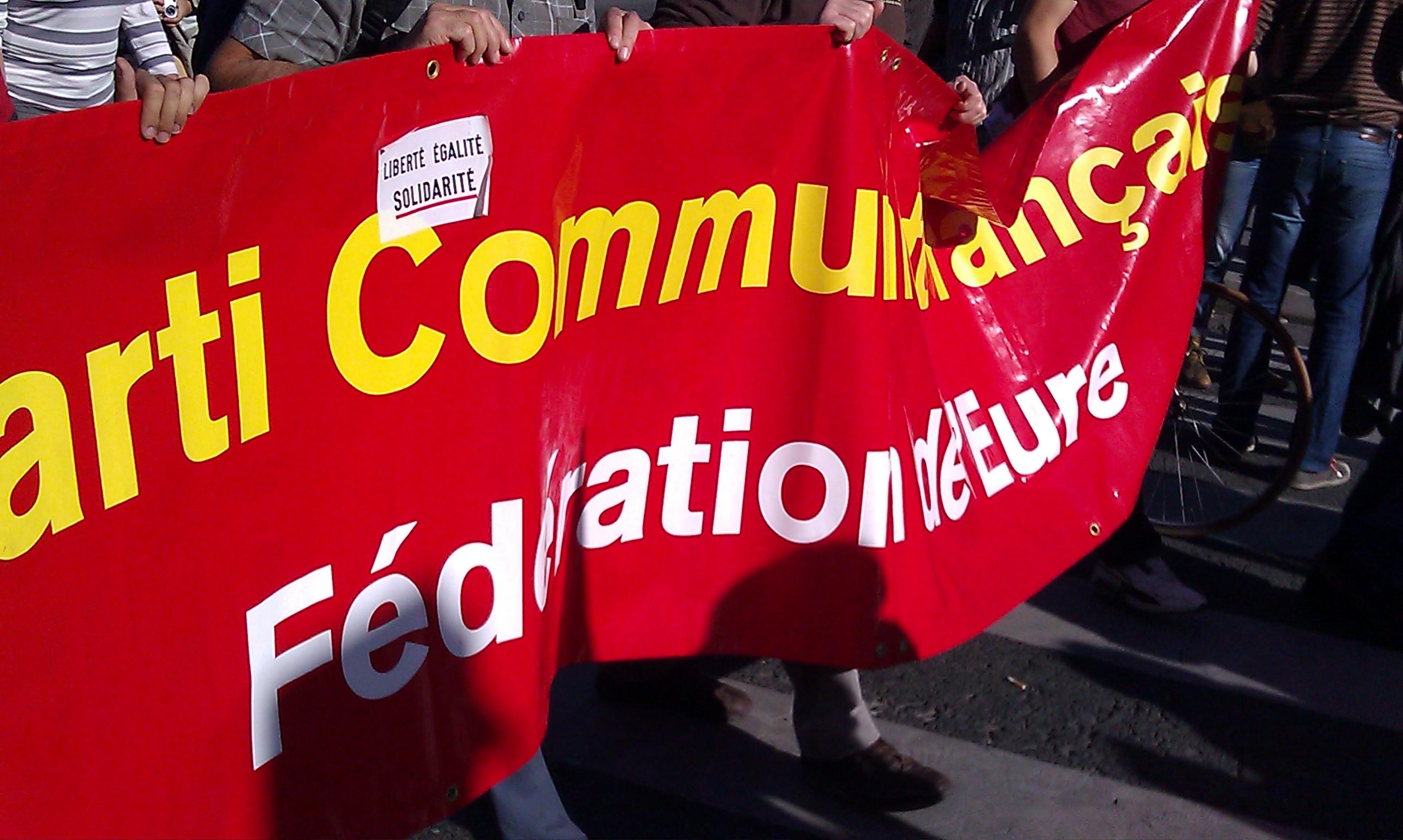 PCF fédération de l'Eure [PCF federation of the Eure]