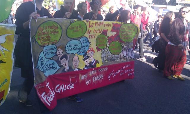 , comité Front de Gauche du 18ème arrondissement de Paris []