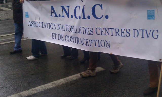 Association nationale des centres d'IVG et de contraception [National association of the center for volontary termination of pregnancy and contraception]