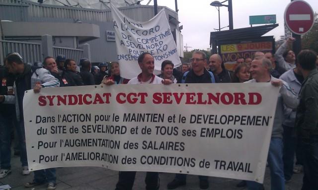 , CGT Sevelnord [, CGT Sevelnord]