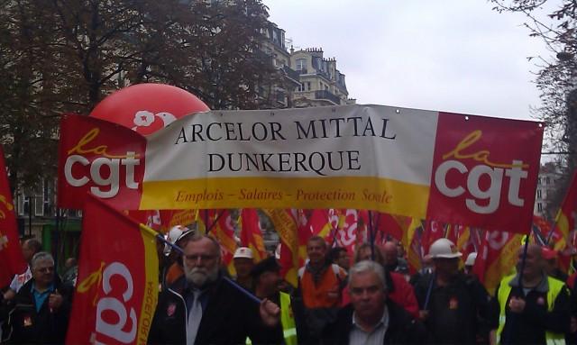 , CGT Arcelor Mittal Dunkerque [, CGT Arcelor Mittal Dunkerque]