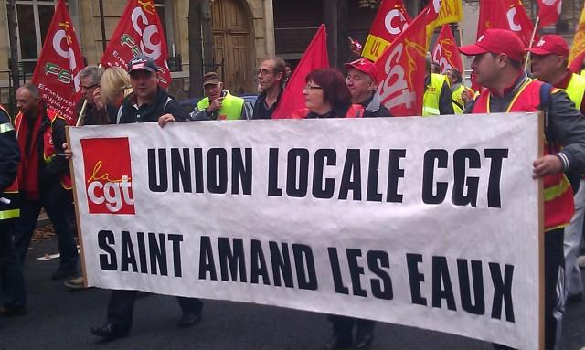 CGT Saint Amand les Eaux [CGT Saint Amand les Eaux]