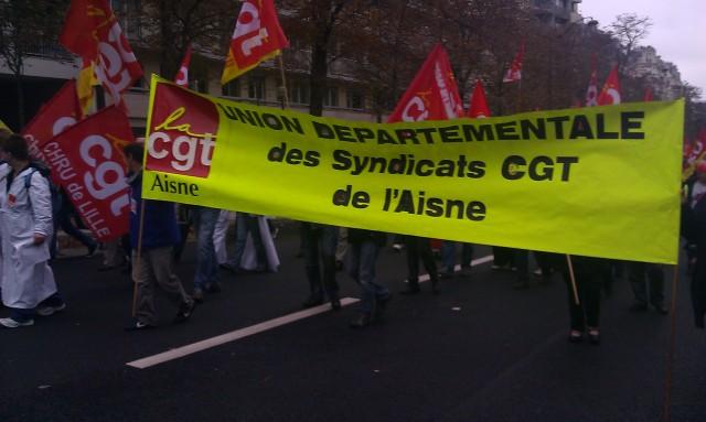 CGT de l'Aisne []