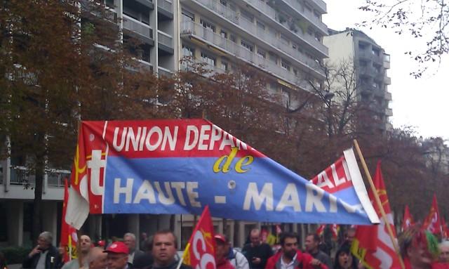 CGT Haute-Marne []