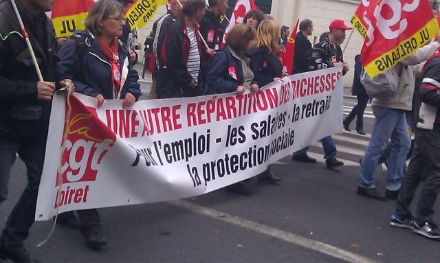 , CGT Loiret []