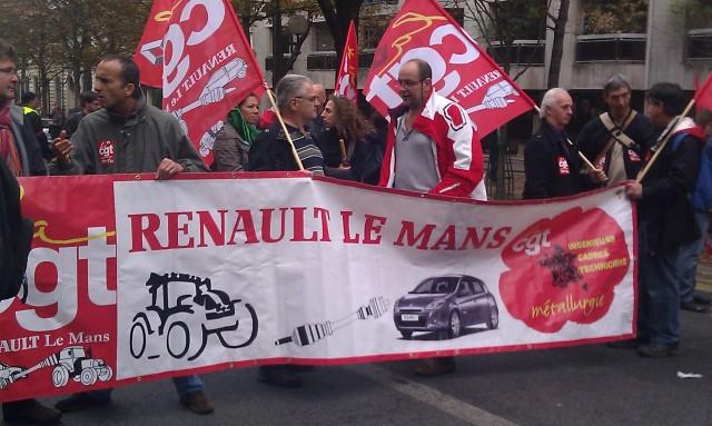 CGT Renault Le Mans [CGT Renault Le Mans]