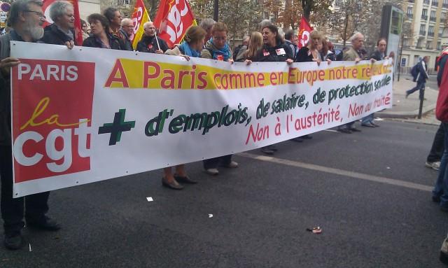 , CGT Paris [, CGT Paris]