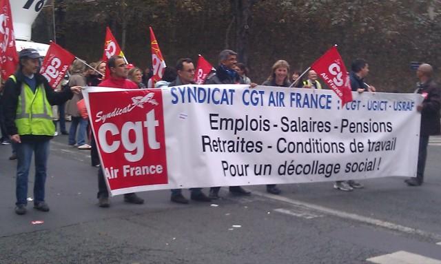 , CGT Air France [, CGT Air France]