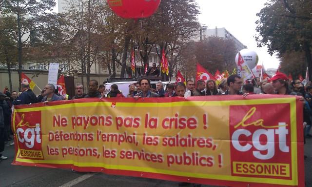 , CGT Essonne [, CGT Essonne]
