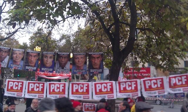Point fixe du Parti Communiste Français [Fixed point of the French Communist Party]