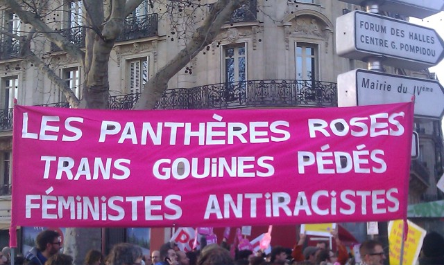 Les panthères roses [The pink panthers]