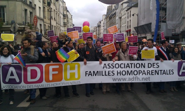 association des familles homoparentales [Same-sex families association]
