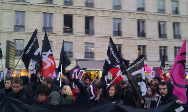 Fédération anarchiste et alternative libertaire [Anarchist federation and libertarian alternative]