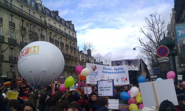 association des parents et futurs parents gays et lesbiens [association of gay and lesbian parents and futur parents]