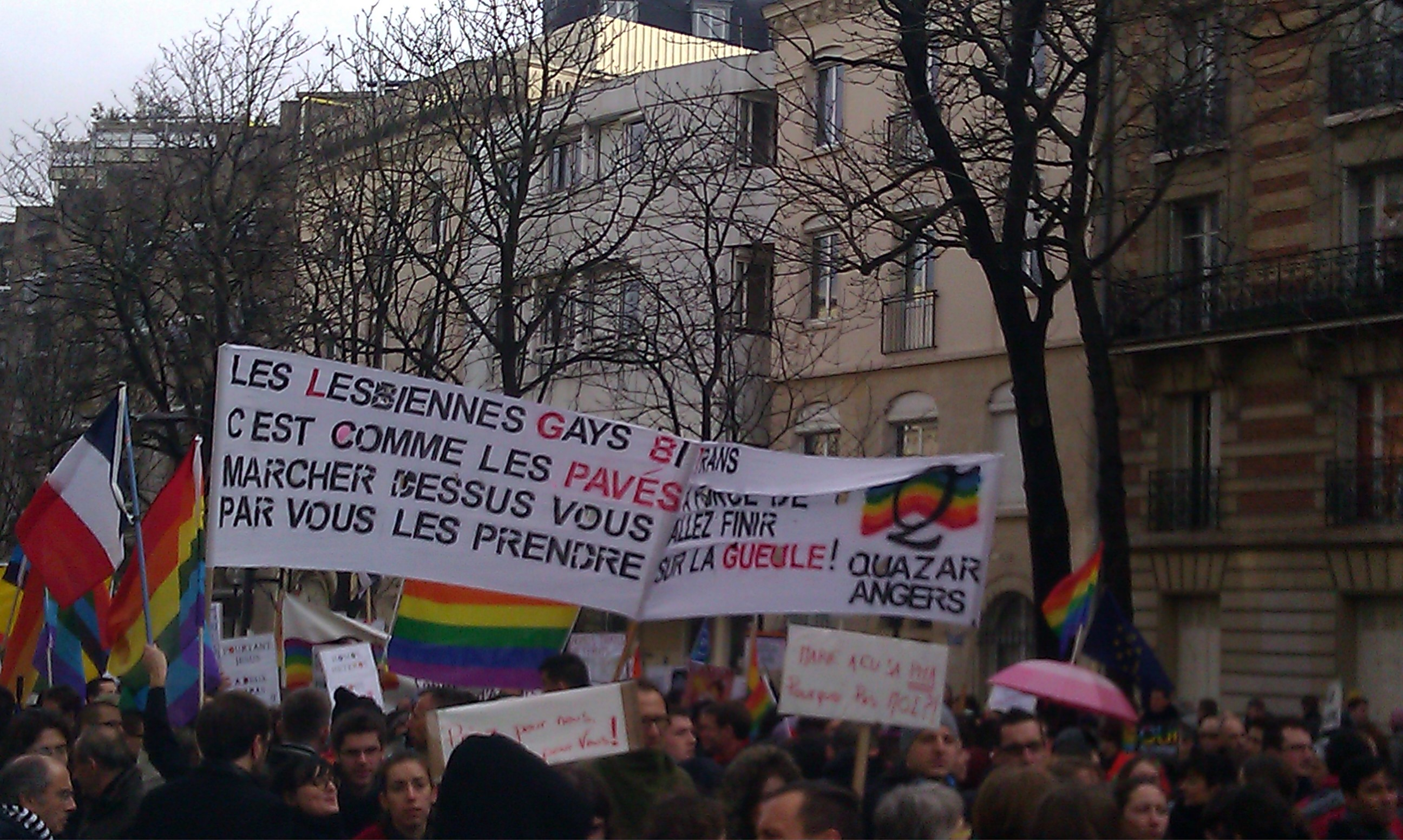l action de l Association des Parents et futurs Parents gays et