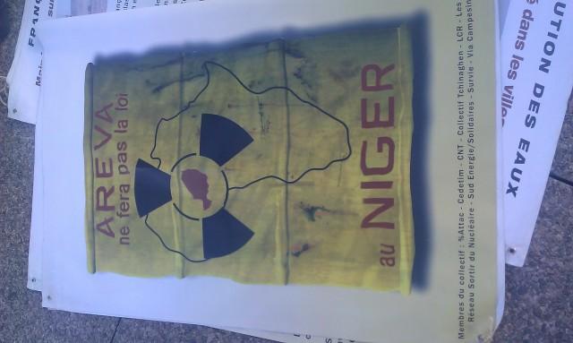 Areva ne fera pas la loi au Niger []