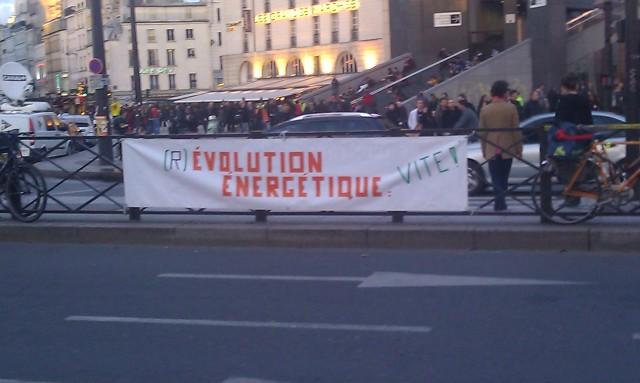 (R)évolution énergétique vite [Energy (r)evolution soon]