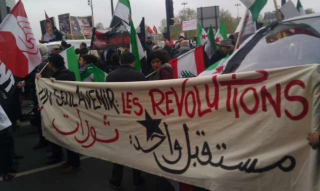 Seul avenir les révolutions []