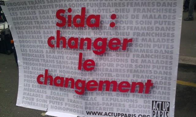 Sida : changer le changement, Act Up Paris []