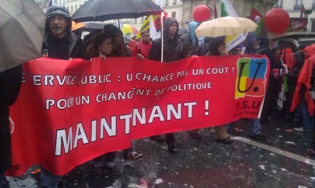 , FSU Ile-de-France []