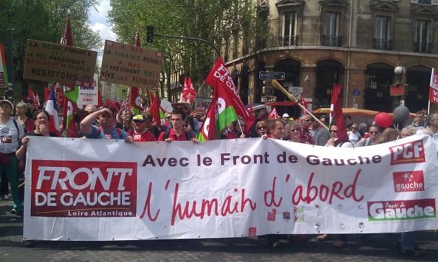 Front de Gauche Loire-Atlantique [Left-wing Front Loire-Atlantique]