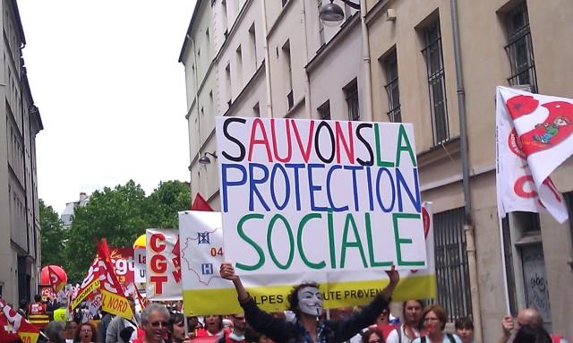 Sauvons la protection sociale